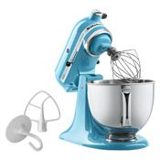 Batedeira Planetária Stand Mixer Crystal Blue Kea33cw 127V Kitchenaid