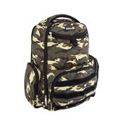 Mochila Multiuso Backpack Camuflada Delta Safety