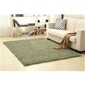 Tapete 200x250cm Verde New Shaggy Camesa