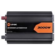 Inversor Automotivo De Corrente 3000W 12V 127V 60Hz Vinik