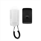 Interfone Residencial Eletrônico Intelbras 4521020 IPR 1010 Preto/B...