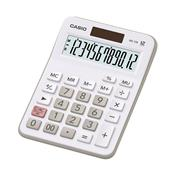 Calculadora De Mesa Casio Mx-12B-We-Dc 12 Dígitos Branca