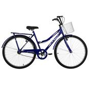 Bicicleta Aro 26 Ultra Bikes Tropical Summer V-Break Azul