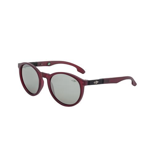 afb5b011a62c2 Óculos De Sol Infantil Mormaii Maui Nxt M0072C1209 Burgundy Cinza na ...