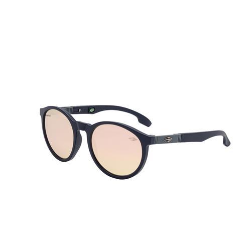 22255768ac46c Óculos De Sol Infantil Mormaii Maui Nxt M0072I3646 Azul Lente Marrom ...