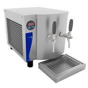 Chopeira Elétrica Ice Box Premium Compact 4850Btuh 55Lh 2 Torneiras