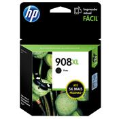 Cartucho De Tinta Hp 908Xl T6m20al Officejet 37 Ml Preto