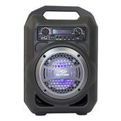 Caixa De Som Portátil Sumay Gallon Csp1302 Bluetooth Cinza