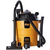 Aspirador De Pó E Água Com Soprador Wap GTW55 1600W 55L