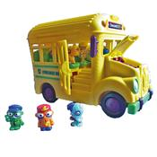 Playset Ônibus Zombie Fun Zomlings
