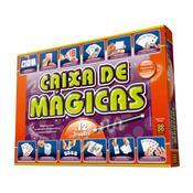 Jogo Caixa De Mágicas Com Livro Grow