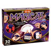 Brinquedo Kit De Mágicas Grow 30 Truques