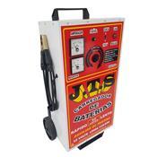 Carregador De Bateria Jts 002 12/13.8V 50A 2 Relógios Bivolt