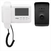 Vídeo Porteiro Intelbras IVR 1010 LCD 4.3 Pol Branco