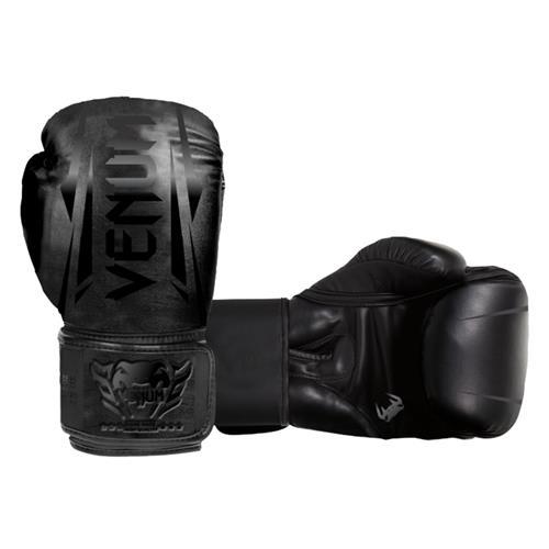 9c16bdff6c Luvas De Boxe E Muay Thai Venum New Elite Preta 16 Oz na Estrela10