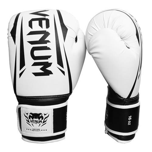 f17e7e0bc Luvas De Boxe E Muay Thai Venum New Elite Branca na Estrela10
