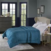 Edredom Casal Corttex Alaska Home Design Arquimedes Azul Adriático