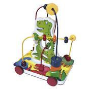 Brinquedo De Coordenação Carlu Aramado Dinossauro Colorido
