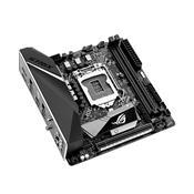 Placa Mãe Asus Rog Strix H370-I Gaming Mini Itx Intel H370 Ddr4