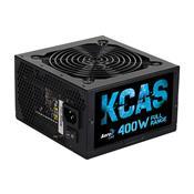 Fonte Aerocool Atx Kcas 400W 80 Plus White Pfc Ativo