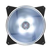 Fan P/ Gabinete Cooler Master Masterfan Mf120l 120Mm R4-C1ds-12Fw-R1 Led Branco