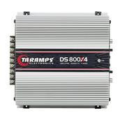 Módulo De Potência Taramps Ds-800X4 800 Rms 4 Canais