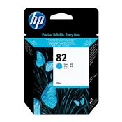Cartucho De Tinta Plotter Hp 82 Ciano 69Ml