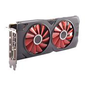 Placa De Vídeo Xfx Rx-570P4dfdr Radeon Rx 570 Rs Black Edition 4Gb Ddr5 256 Bits