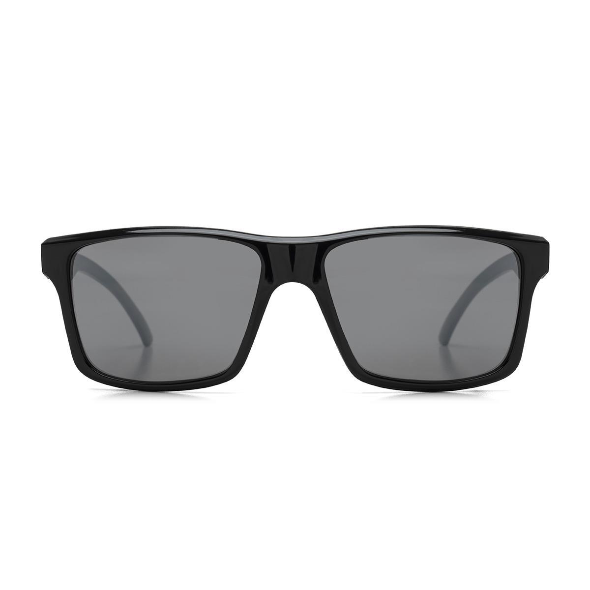 e6a9c26f9 Óculos De Sol Mormaii M0074A0209 Lagos Preto Lente Espelhada Cinza na  Estrela10