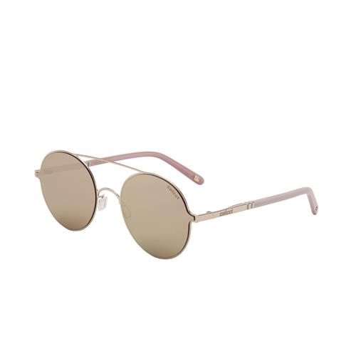 9e774dc11629e Óculos De Sol Colcci C0100 Dourado Rose Lente Espelhada Rose na ...