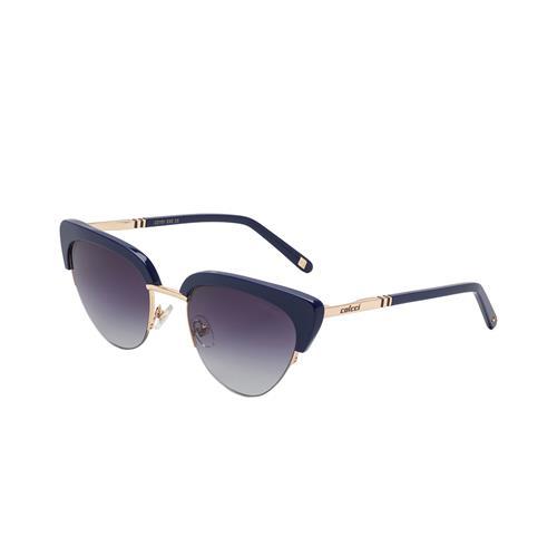 18e0aa87b Óculos De Sol Colcci C0103 Preto/Dourado Lente Marrom na Estrela10
