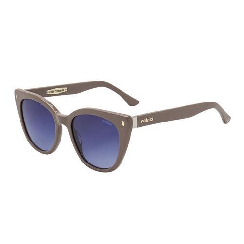 cf43b12329731 Óculos De Sol Colcci C0125 Nude Lente Azul Degradê na Estrela10