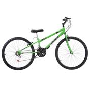 Bicicleta Rebaixada Ultra Bikes Aro 26 18 Marchas Verde Kw