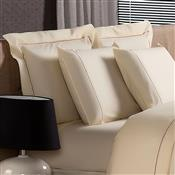 Fronha Avulsa Plumasul Premium Clean 230 Fios 50X70cm Bege