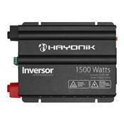 Inversor Onda Modificada Hayonik 1500W 12Vdc/220V Cinza Escuro