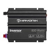 Inversor Onda Modificada Hayonik 800W 24Vdc/127V Cinza Escuro