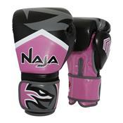 Luva De Boxe E Muay Thai Naja New Extreme Rosa
