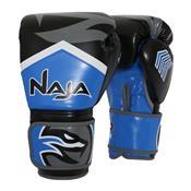 Luva De Boxe E Muay Thai Naja New Extreme Azul