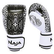 Luvas De Boxe E Muay Thai Naja Animal Print Cobra Pérola