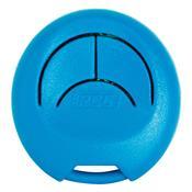 Controle Remoto Para Portão Rcg Trigger 433.92 Mhz Azul
