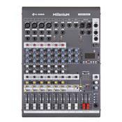 Mesa De Som Ll Áudio Millenium M802d 8 Canais Bivolt