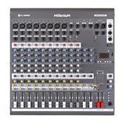Mesa De Som Millenium Ll Áudio M1202d 12 Canais Bivolt