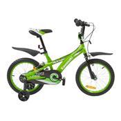 Bicicleta Infantil Kawasaki Mx1 Aro 16 Verde