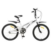 Bicicleta Infantil Kawasaki Mx1 Aro 20 Branca