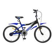 Bicicleta Infantil Kawasaki Mx3 V-Brake Aro 20 Azul