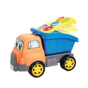 Brinquedo Turbo Truck Cubos Didáticos Maral 4136