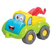 Brinquedo Turbo Truck Carro De Montar Maral 4138