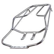 Bagageiro Para Moto Pro Tork Ba106hc Sansão Titan/Fan Cromado