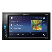 Central Multimídia Pioneer Mvh-A208vbt Bluetooth 23W Rms 6.2 Pol