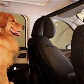 Tela De Proteção Para Carros Tubline Pet Guard Preta